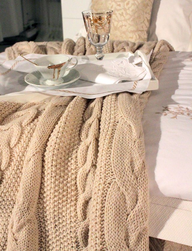 Zara-Home-Cable-Knit-Blanket