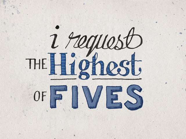 Highest-of-Fives