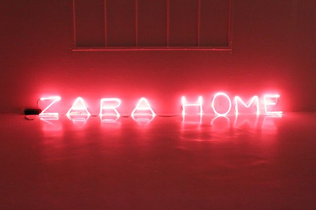 Zara-Home-Sign