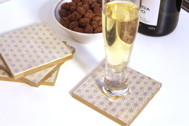 DIY-Metallic-Silver-Gold-Coasters-Holiday