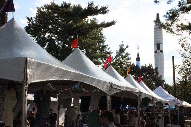 Maker-Faire-Tents
