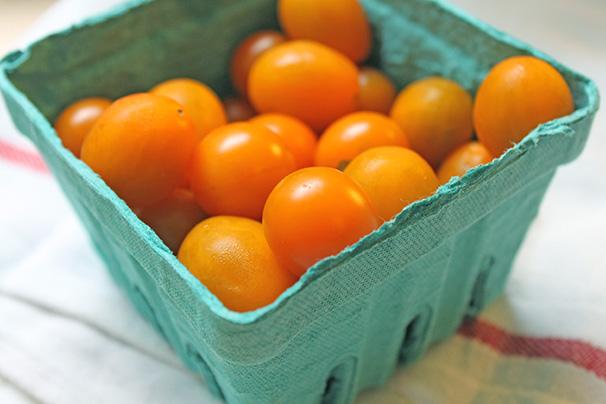 Orange-Cherry-Tomatoes-Haricots-Verts-Lemon-Olive-Oil-Recipe
