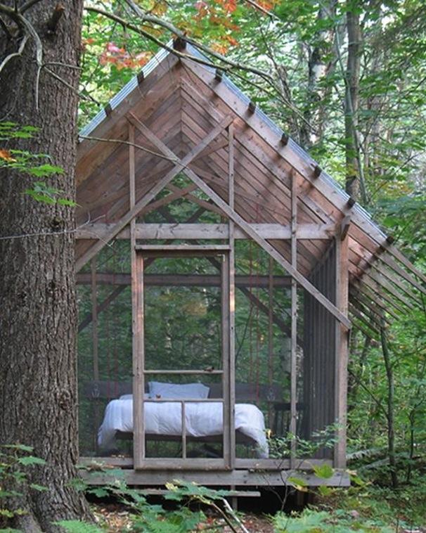 Forest-Porch-Bedroom