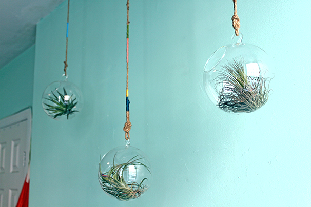 DIY-Thread-Wrapped-Plant-Hangers